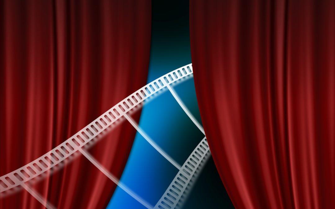 Inspiration : décorer votre cérémonie sur le thème du cinéma !