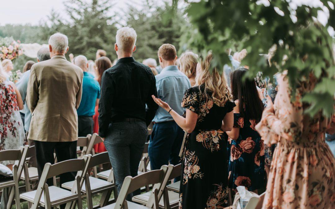 Cérémonie laïque : Petites attentions pour les invités