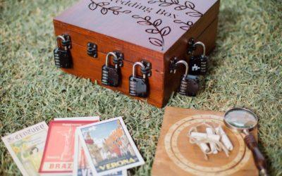 Un escape game personnalisé pour votre mariage !